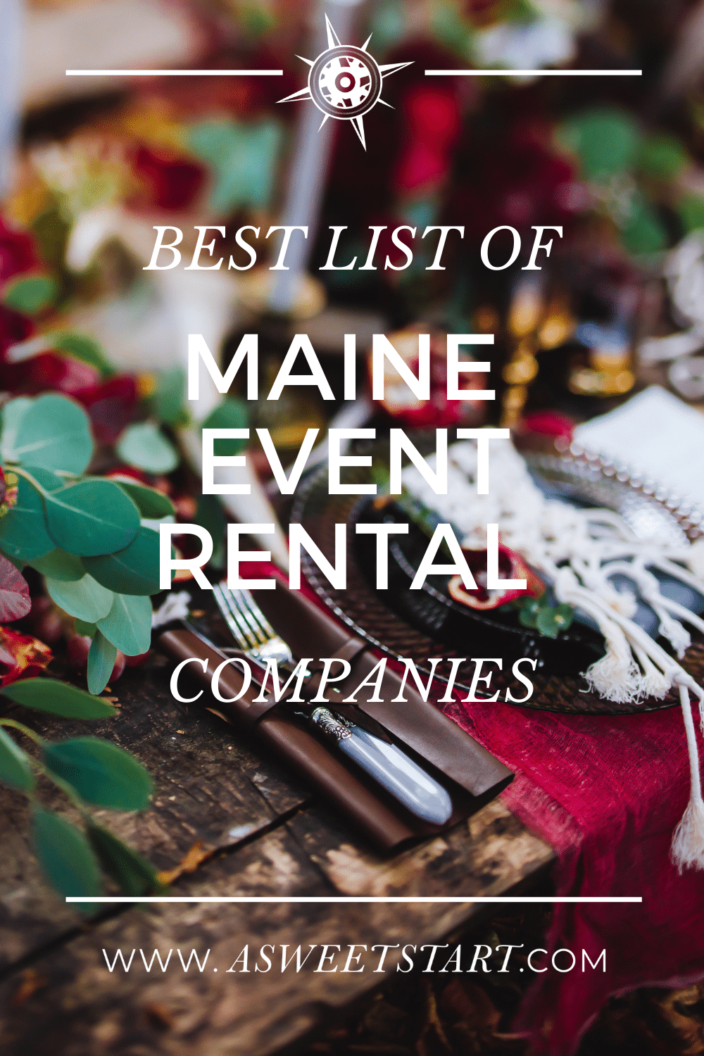 Best list of Maine event rental companies