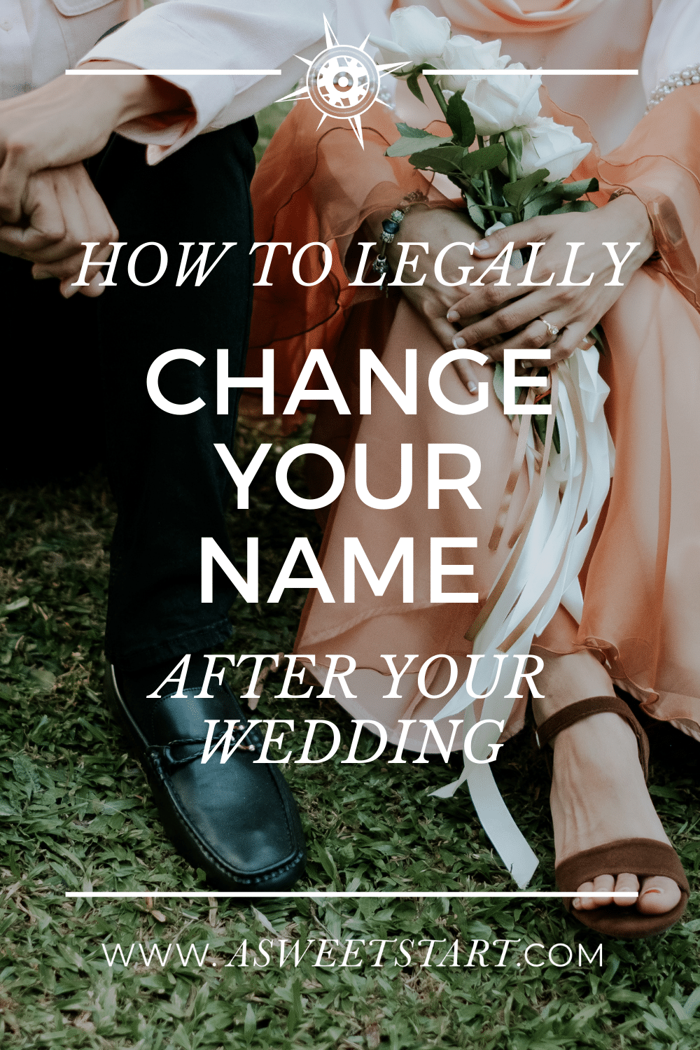 How to legally change your name after your wedding