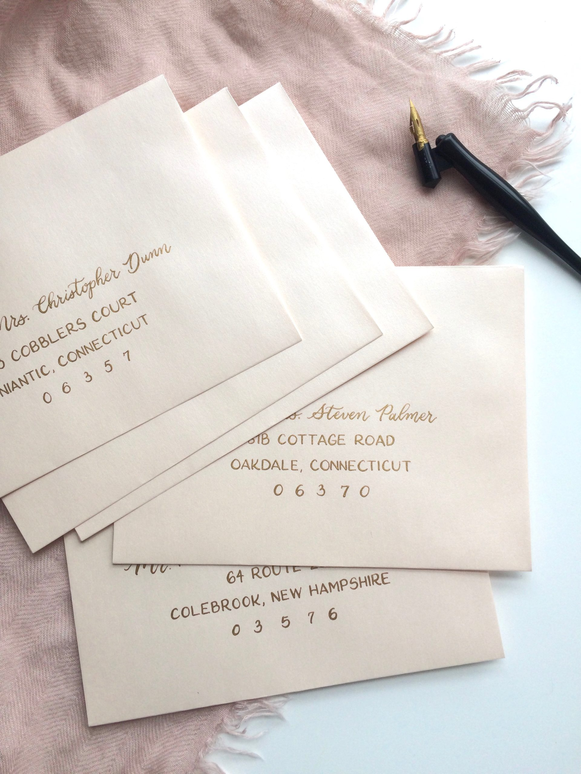 Maine wedding stationery providers